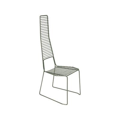 Alieno Chair Highback Hunter Green