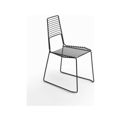 Alieno Chair Lowback - Set of 2 Bordeaux