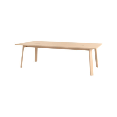 Alle Conference Table Natural Oak, 250cm