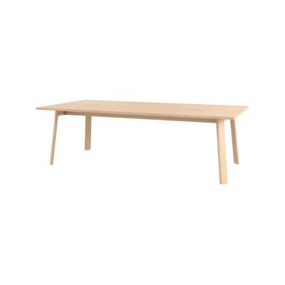 Alle Conference Table Natural Oak, 250cm