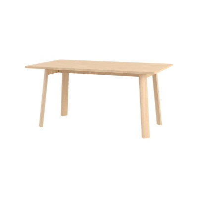 Alle Dining Table Black Oak, 160cm