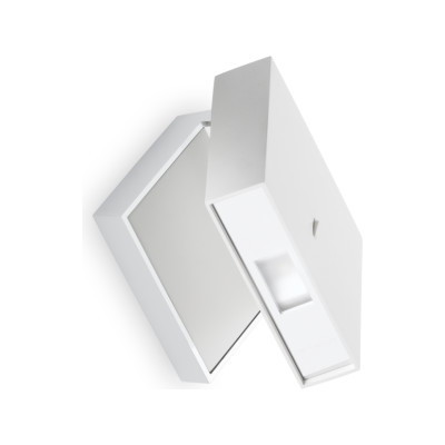 Alpha 7940 Wall Light Matt White Lacquer