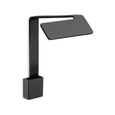 Alpha 7955 Wall Light Black Lacquer