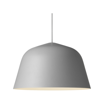 Ambit Large Pendant Lamp Grey