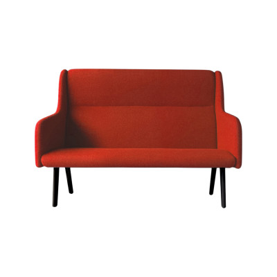 Anyway 2 Seater Sofa, High Back Elmosoft 04012