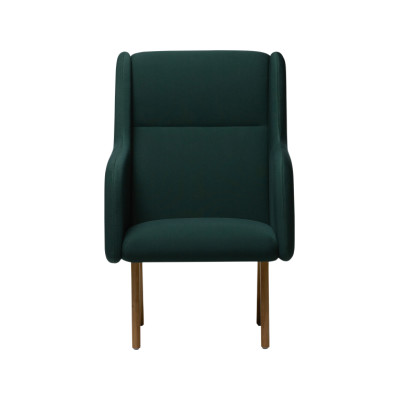 Anyway Armchair, High Back 57004-0000 Lido-Indigo