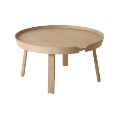 Around Large Coffee Table Oak