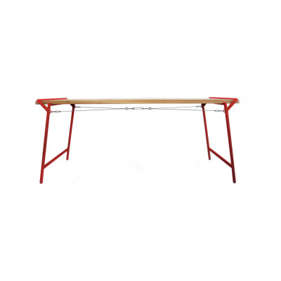 Atlas Table Signal Red