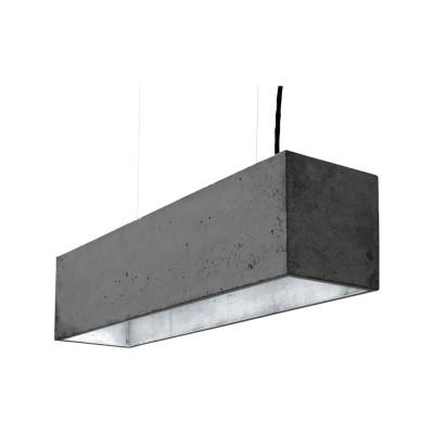 [B4] Pendant Light Dark Grey/Silver