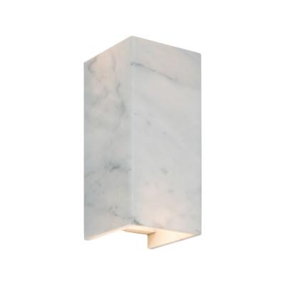 [B8] Marble Wall Light Carrara/24-karat Gold