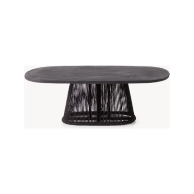 Baobab Table Lava / Noir