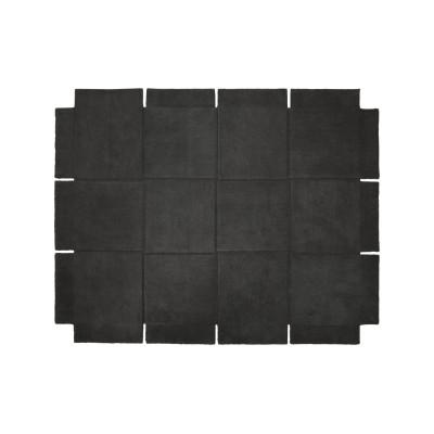 Basket Rug Grey, 185 x 240