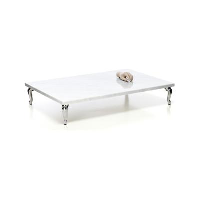 Bassotti Coffee Table - Rectangular Graphite, Low, 108 x 72 cm