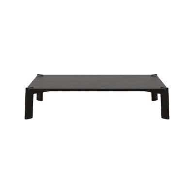 Bay Coffee Table, Rectangular Dark Stained Walnut, Dark Stained Walnut