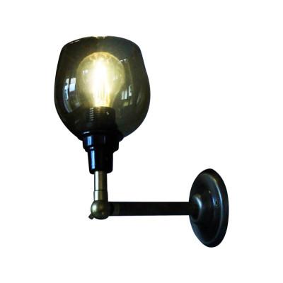 Bell Wall Lamp - Hardwire Honey, 12.5cm