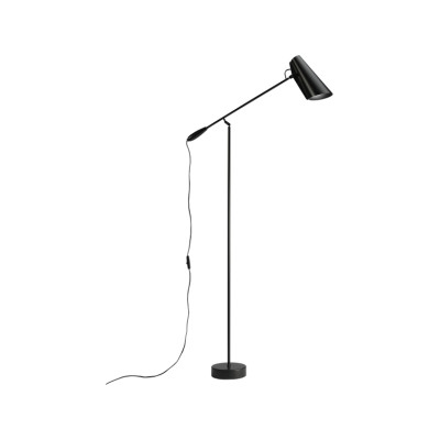 Birdy Floor Lamp Black/Black