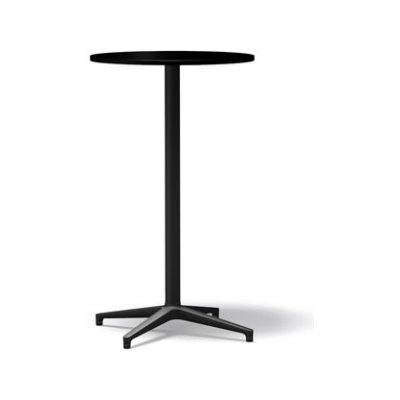 Bistro Stand-up Table basic dark dark oak veneer, 64.2 cm