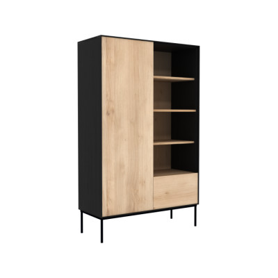 Blackbird Storage Cupboard Oak