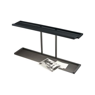 BlancoWhite R1 Rotating Desk Lamp Graphite