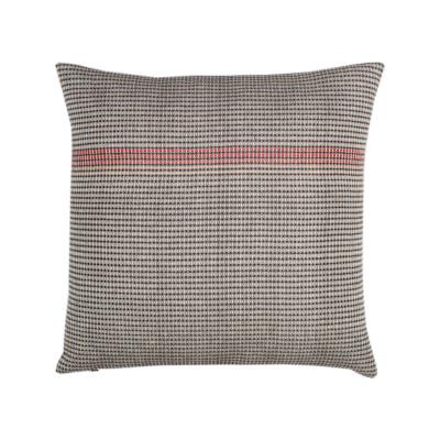 BOUTIQUE CORAL SQUARE organic cotton hand embroidered coral square