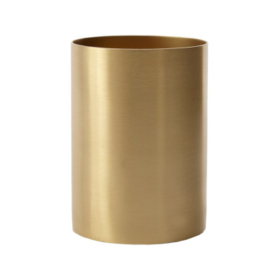 Brass Pencil Cup - Set of 8