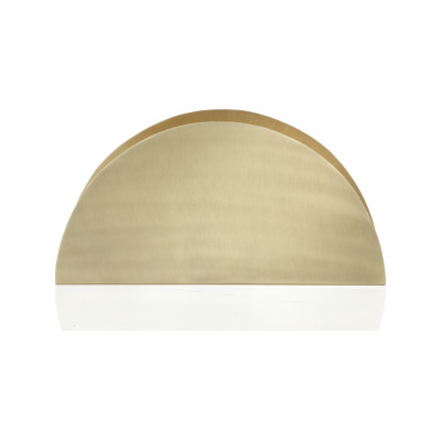 Brass Semicircle Stand - Set of 4