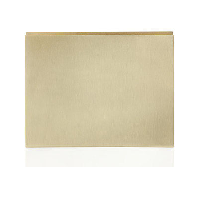 Brass Wall Square - Set of 4