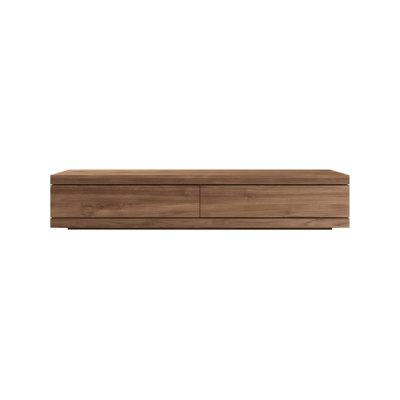 Burger TV cupboard - 210 cm Teak
