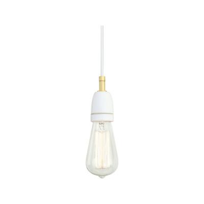 Caltra Pendant Light White