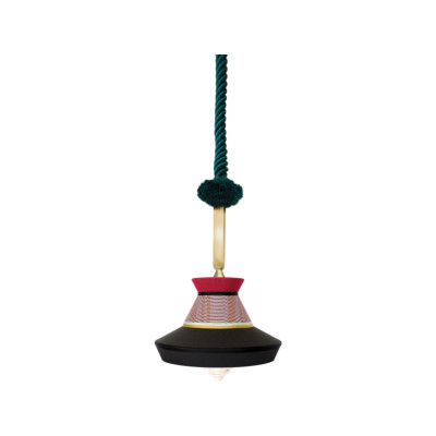 Calypso Outdoor Guadaloupe Pendant Light Black