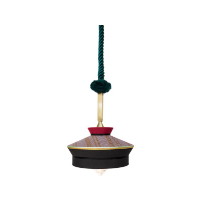 Calypso Outdoor Martinique Pendant Light Black