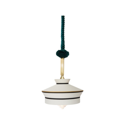 Calypso Outdoor Martinique Pendant Light White