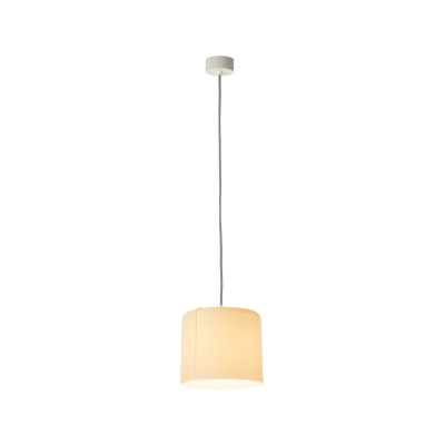 Candle 2 Pendant Light Neutral, Black and White