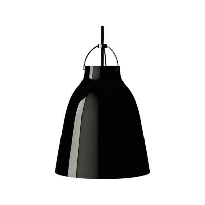 Caravaggio P4 Pendant Light DALI, Black