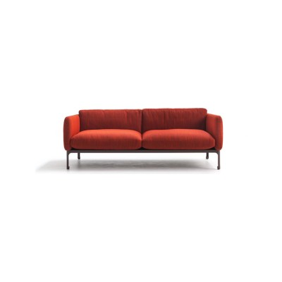 Casa Modernista 1 - 2 Seater Sofa Major 200 Lila - 0111, Cacao