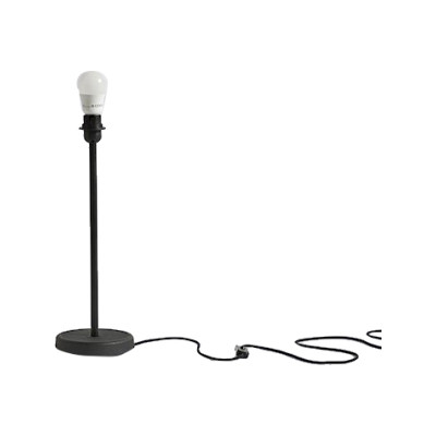 Cast Table Lamp Base