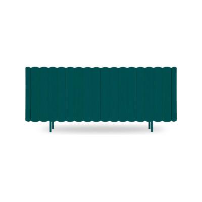 Cesar Sideboard Petrol Blue, Large