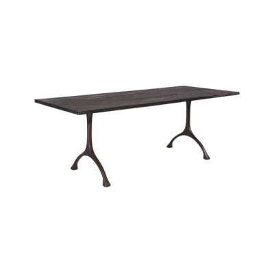 Charcoal Dining Tabletop 260