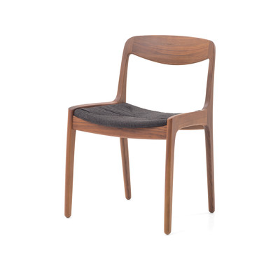 Church Dining Chair Walnut
