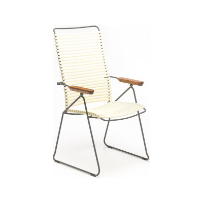 Click Position Chair Dusty Light Blue