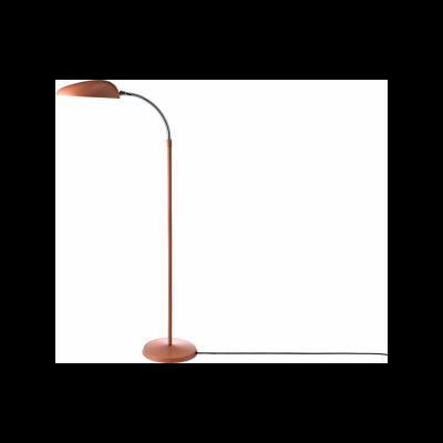 Cobra Floor Lamp Gubi Metal Vintage Red
