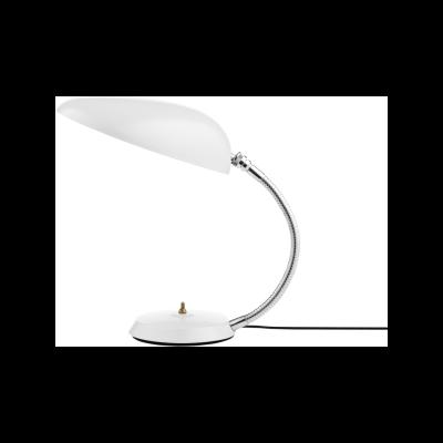Cobra Table Lamp Gubi Metal Matt White