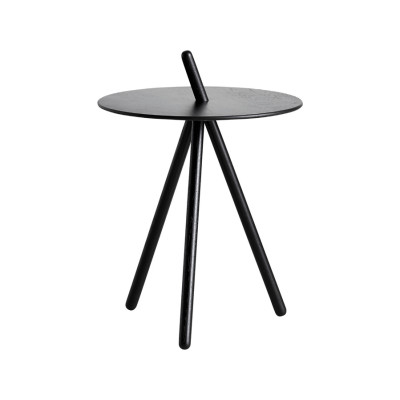 Come Here side table Black