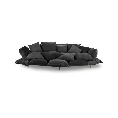 Comfy Sofa Charcoal grey