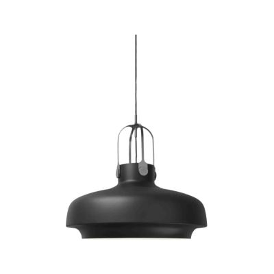 Copenhagen SC8 Pendant Light Matt Black