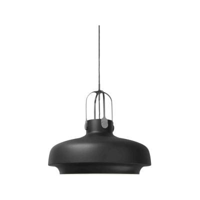 Copenhagen SC8 Pendant Light Matt Black