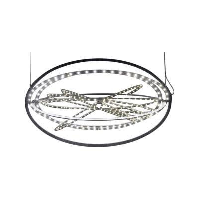 Copernico Pendant Light Black