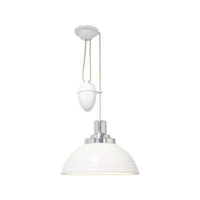 Cosmo Stepped Pendant Light Rise & Fall