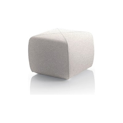 Crossed Pouf - Square Revive 1 324