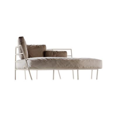 Dehors 373 Sofa Stove Enamelled Steel - A012, Cuba